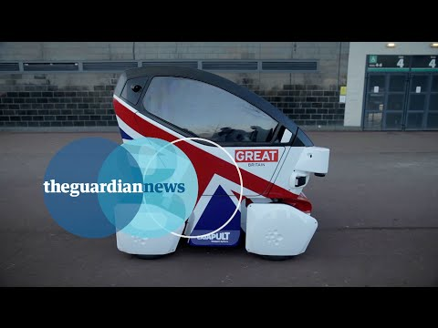 Driverless cars hit the roads in UK cities | Guardian Tech