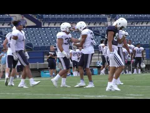 2017 BYU football: Scrimmage highlights from Aug. 10