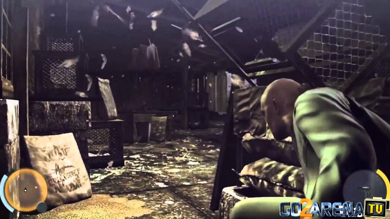 Hitman Absolution Gameplay Hd Youtube