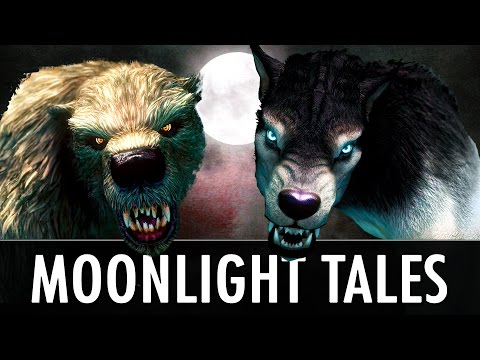 Skyrim Mod: Moonlight Tales Special Edition - Werewolf Overhaul