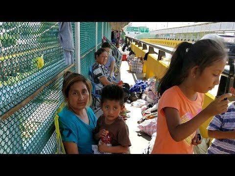 Trauma at the Texas-Mexico Border: Families Separated, Children Detained & Residents Fighting Back