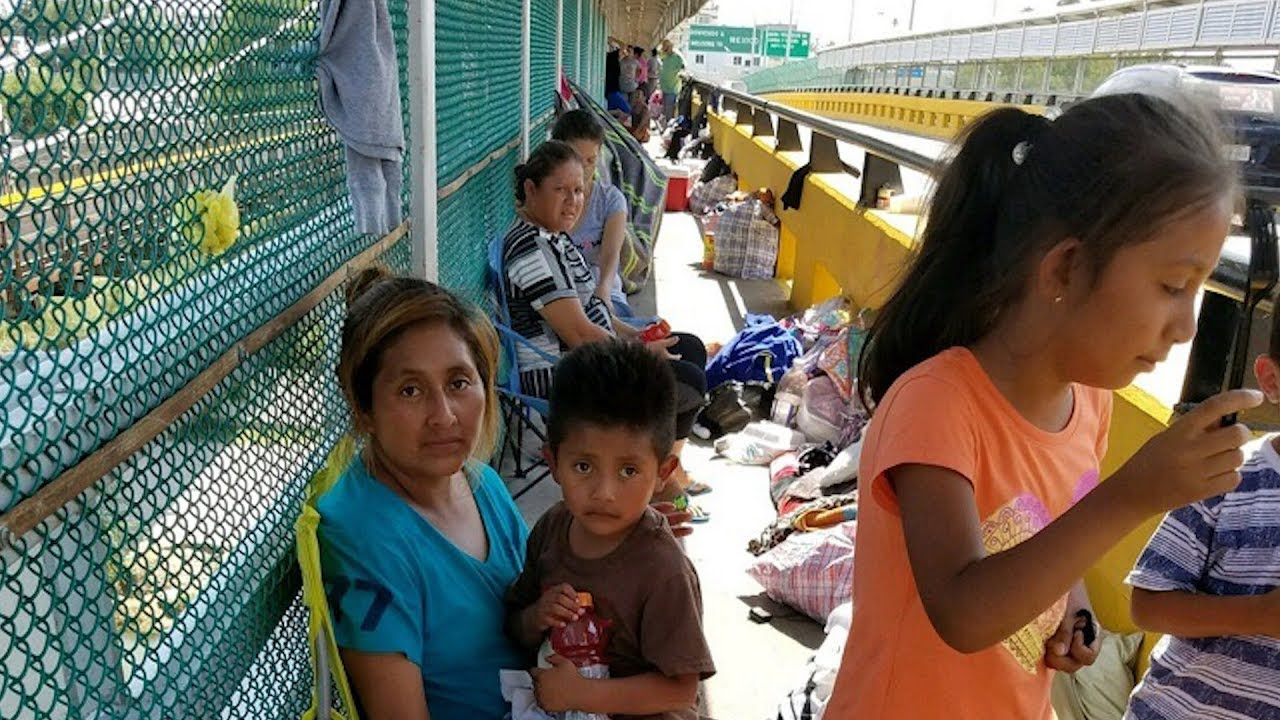 Half Of All Kids Are Traumatized >> Trauma At The Texas Mexico Border Families Separated Children Detained Residents Fighting Back