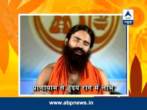 Baba Ramdev's Yog Yatra: Yoga to cure heart problems