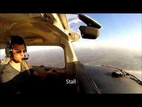 Solo Flight - Southwestern Ontario Practice Area (Conestogo Lake) - Cessna 152 - CYKF