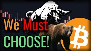 IT'S TIME!! Bitcoin Has Had It's Cool-Off - BULL MARKET Around The Corner?