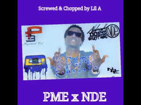 K Camp - FWYB Screwed & Chopped (F.W.Y.B.)