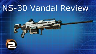 NS-30 Vandal Review-(Planetside 2)