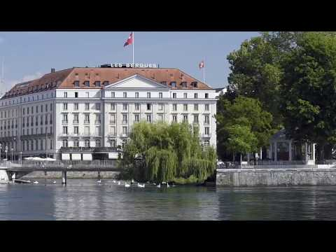 Landmark Hotel In The Heart Of Geneva - Four Seasons Hotel Des Bergues Geneva