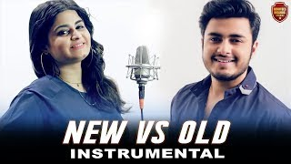 Devotees insanos records presents new vs old 1 official instrumental (karaoke). music : anurag abhishek (devotees insanos) assistant director himansh...