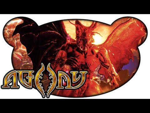 Agony #17 - Der Kampf gegen Satan | Finale (Let's Play Horror Facecam Gameplay Deutsch German)