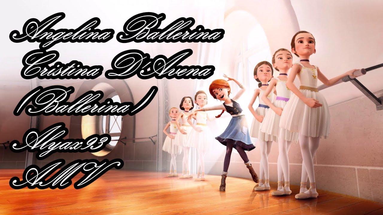 Ballerina] cristina davena angelina ballerina testo youtube