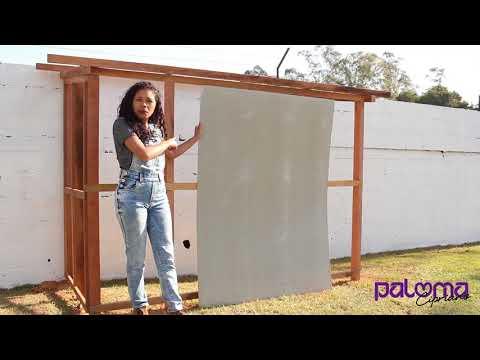 """DIY l Como construir um quartinho de """"bagunça"""" para sua casa"""
