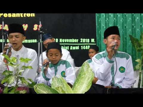 Sholatullahima... Vocal Kang Rosyid , Kang Lana Dkk.. Darbukane Ajiibb