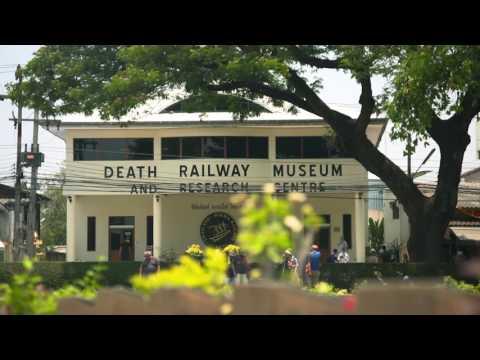 Explore TV - Kanchanaburi War Museum