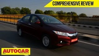 New 2014 Honda City | Diesel & Petrol Drive Review Video | Autocar India(The all new 4th generation Honda City sedan is here and it now comes with a diesel motor too. Read our comprehensive review at: http://goo.gl/8hsDSP Video ..., 2013-12-16T21:41:55.000Z)