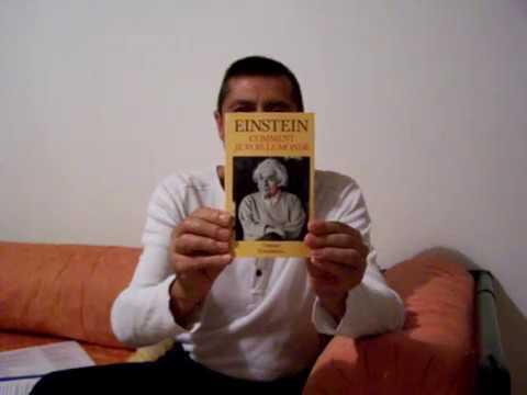 Le Livre du Dimanche: Albert Einstein, Comment je vois le monde.