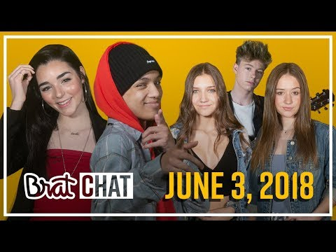 BRAT CHAT | Indiana & Darius | 6.3.18