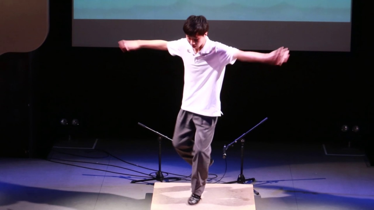 【スーパー高校生】[タップダンス] 智紀