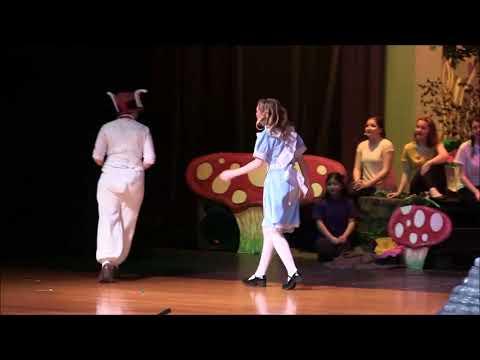 Alice in Wonderland Delmar High School Drama Club