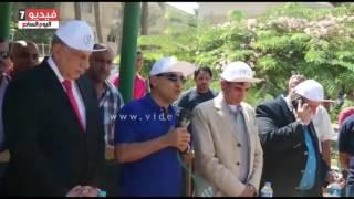 """بالفيديو.. رئيس جامعة القاهرة: """"الطالب اللى مش هيدفع مصروفات هندفعها مكانه"""""""