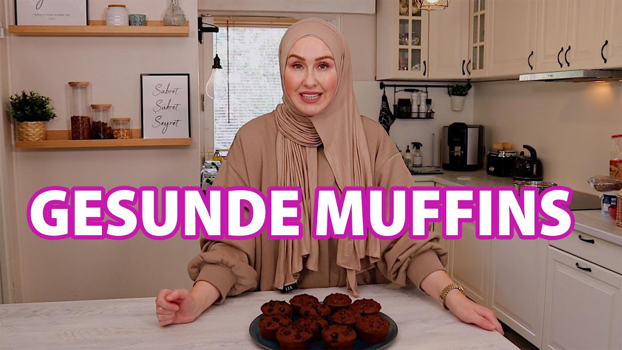 Gesunde Muffins  | Roksanas Rezepte