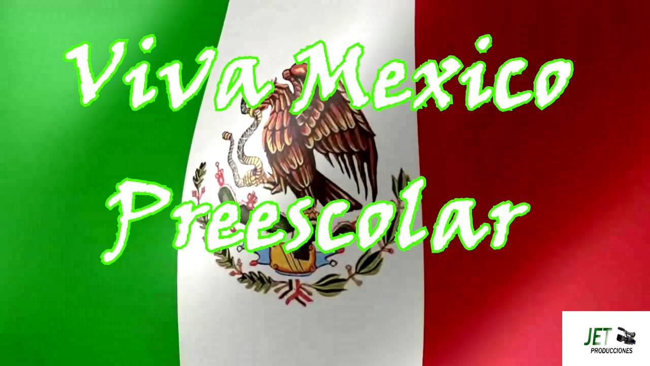 viva mexico aida cuevas version preescolar