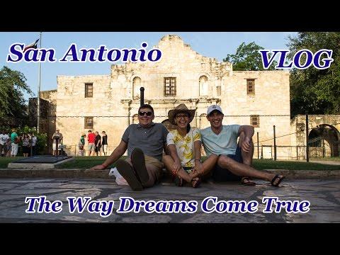 VLOG   San Antonio   Достопримечательности города