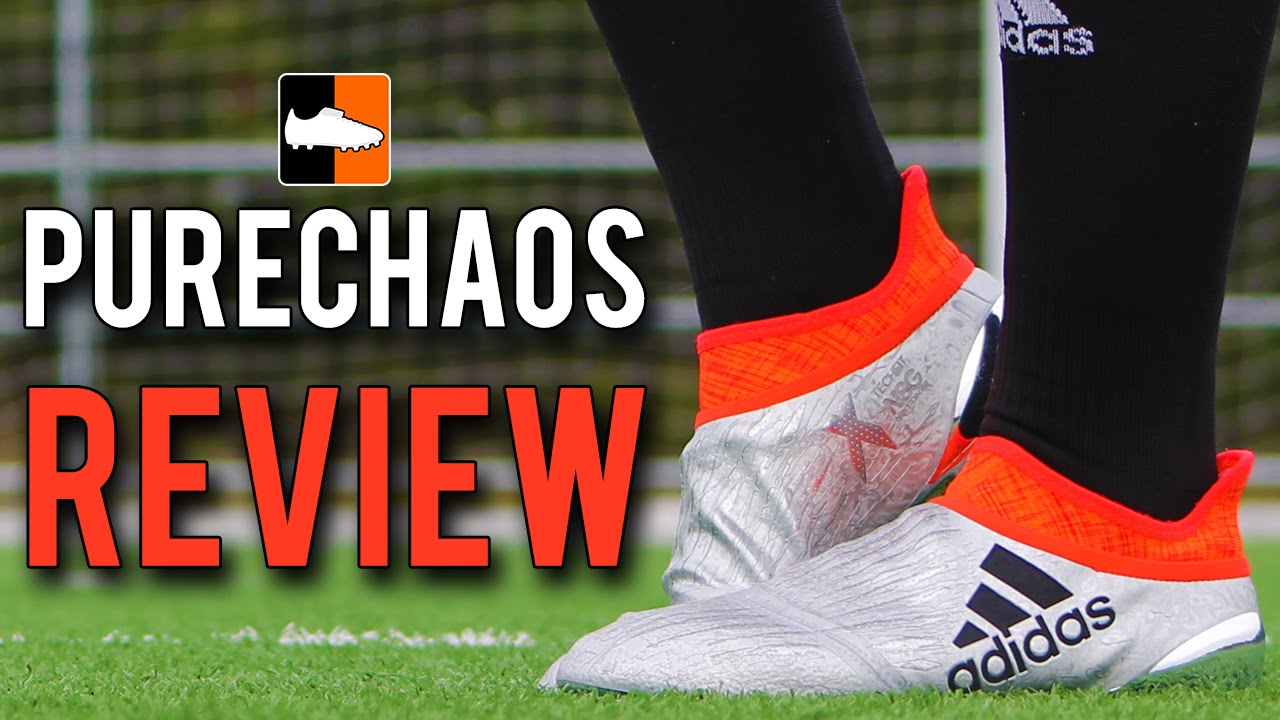28dea4b454ef PureChaos adidas X16+ Review | X 16 Football Boots/Soccer Cleats - YouTube