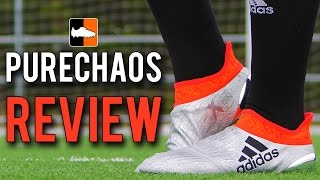 PureChaos adidas X16+ Review | X 16 Football Boots/Soccer Cleats