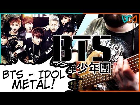 "BTS ""IDOL"" Anime OP Version // Dacian Grada ReMix"