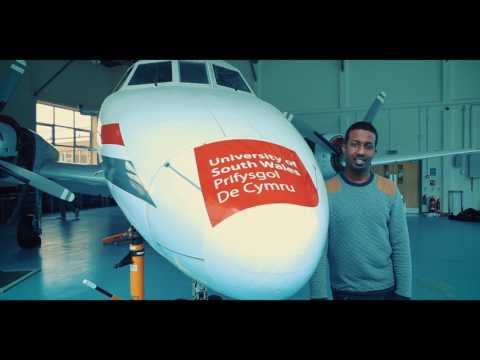 Aircraft Maintenance Engineering degree - University of South Wales