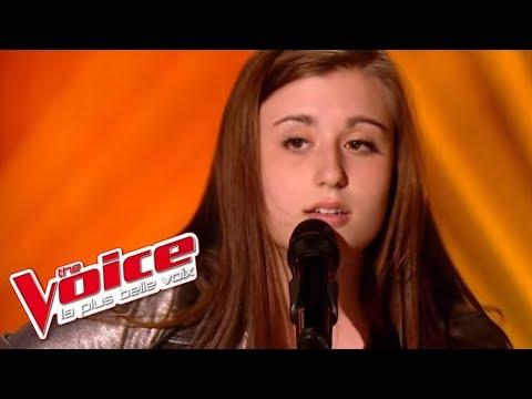 The Voice 2014│Caroline Savoie - Ain t No Sunshine (Bill Withers)│Blind audition