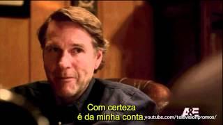 Longmire - 1x07 - 8 Seconds - Promo Legendado (HD)