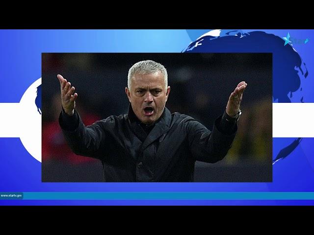 RealMadrid rumoured to be interested in Mourinho | #WORLDSPORTS