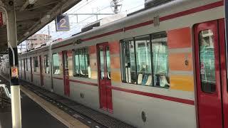 山陽6000系(6011F)普通阪神神戸三宮行き 藤江駅発車