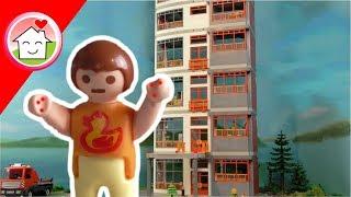 Playmobil Film deutsch - Hand Mund Fuß - Familie Hauser im Krankenhaus - Kinderfilm