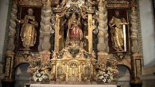ROMARSKA CERKEV SVETE MARIJE V PUŠČAVI