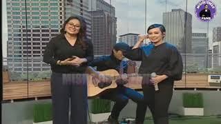 Sampai bila Misha Omar versi akustik | Live wanita hari ini | 8/8/18