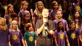 The Barton Hills Choir with special guest David Gans performs the Grateful Dead