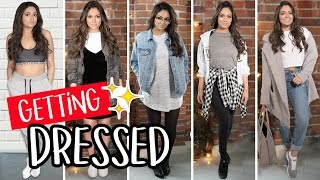 5 EASY Outfits for School | Bethany Mota