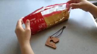 発明⭐️雑貨  【パタママ式】パスタメジャー またゴム 検索動画 28