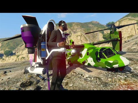 THE DOOMSDAY HEISTS DLC UPDATE! *NEW JETPACKS, TANKS & MORE!