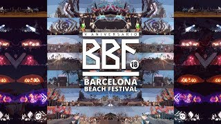 Barcelona Beach Festival 2018 (#BBF18) | David Guetta, Armin Van Buuren, The Chainsmokers & More!