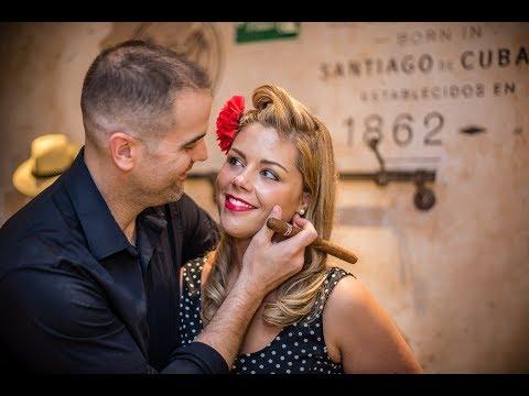 Pre Wedding Havana style