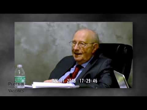 Dr: Stanley Plotkin Ve Aşı Geliştirmede Kullanılan İnsan Ceninleri