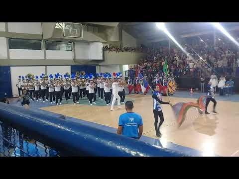 Banda Marcial Maurício de Nassau  ( 1° etapa ) 2018