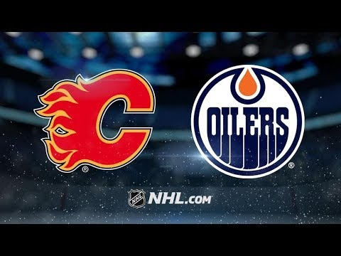 Calgary Flames Vs. Edmonton Oilers | NHL Game Recap | October 4, 2017 | HD