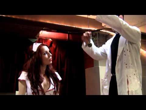 Dr. Sketchy's York Promo Vid