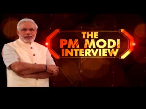 Prime Minister Narendra Modi's interview to Times Now