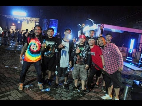 Extreme Moshfit Brutal Moshfit Hardcore Punk Show Indonesia from Sukabumi -city BE4ENEMY
